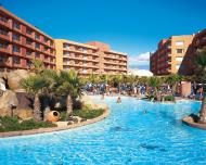 Hotel en appartementen Playaluna